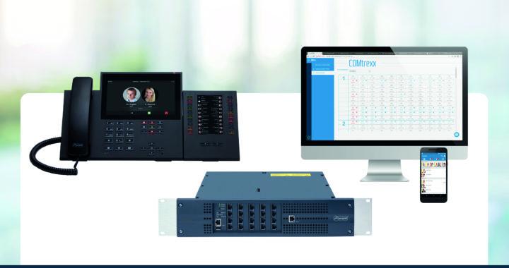 PM Auerswald launcht SIP-basierte COMtrexx Lösung